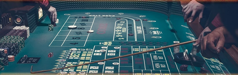 Craps Table: Understanding The Craps Table Layout
