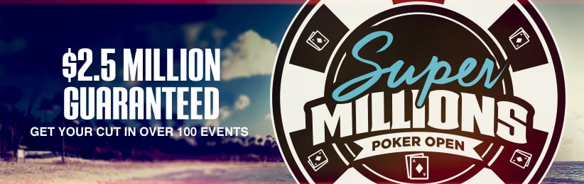 Online Poker Tournaments: The 2017 $2.5 Million Guaranteed SMPO