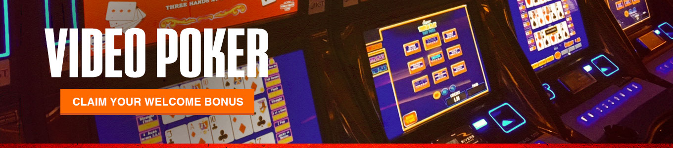 Play Video Poker for Real Money at Ignition